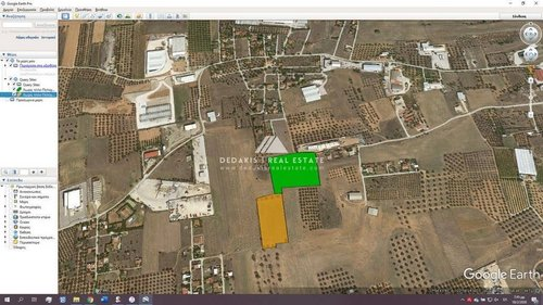 Agricultural land for Sale - LOYTRAKI